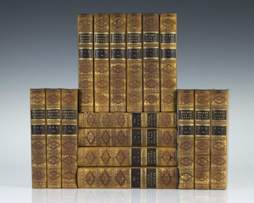 The Works of Lord Byron: His Life and Poems.