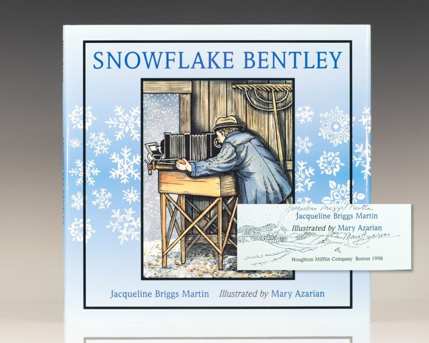 Snowflake Bentley.