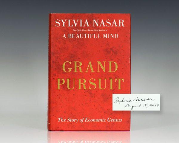 Grand Pursuit: The Story of Economic Genius.