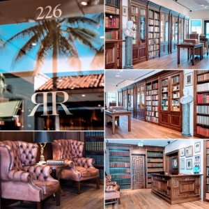 "In the News: Raptis Rare Books Awarded ""Best in Palm Beach County"" by Palm Beach Illustrated Magazine"
