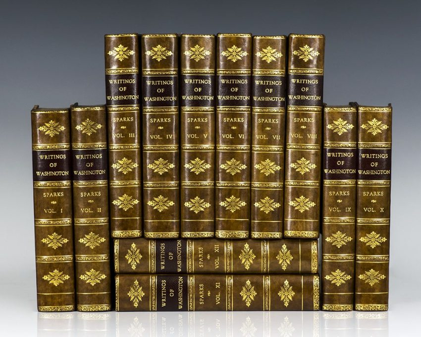 The Writings of George Washington Being His Correspondence, Addresses, Messages, and Other Papers, Official and Private