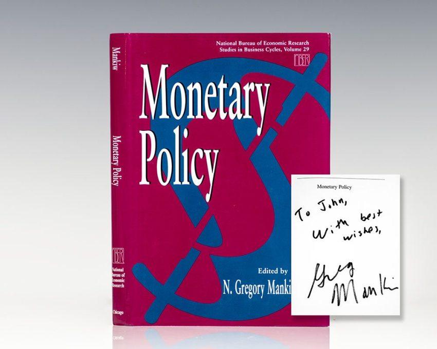 Monetary Policy.