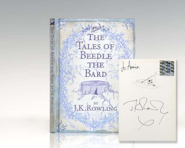 The Tales of Beedle the Bard.