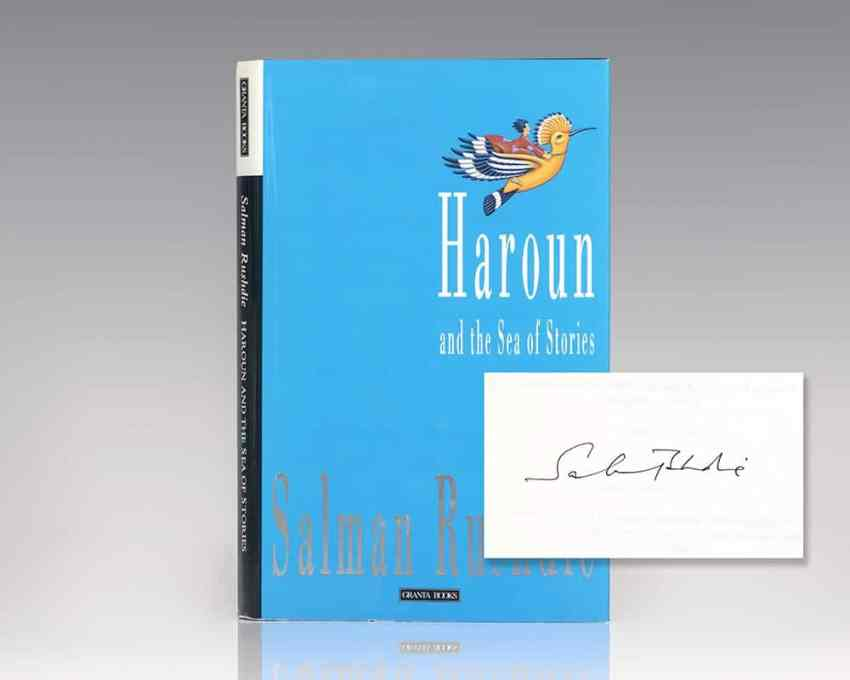 Haroun and the Sea of Stories.
