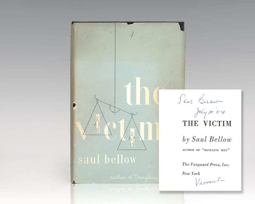 The Victim.