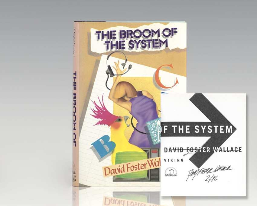 The Broom of the System.