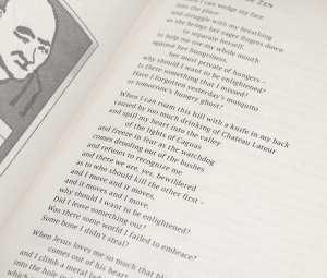 Book of Longing.
