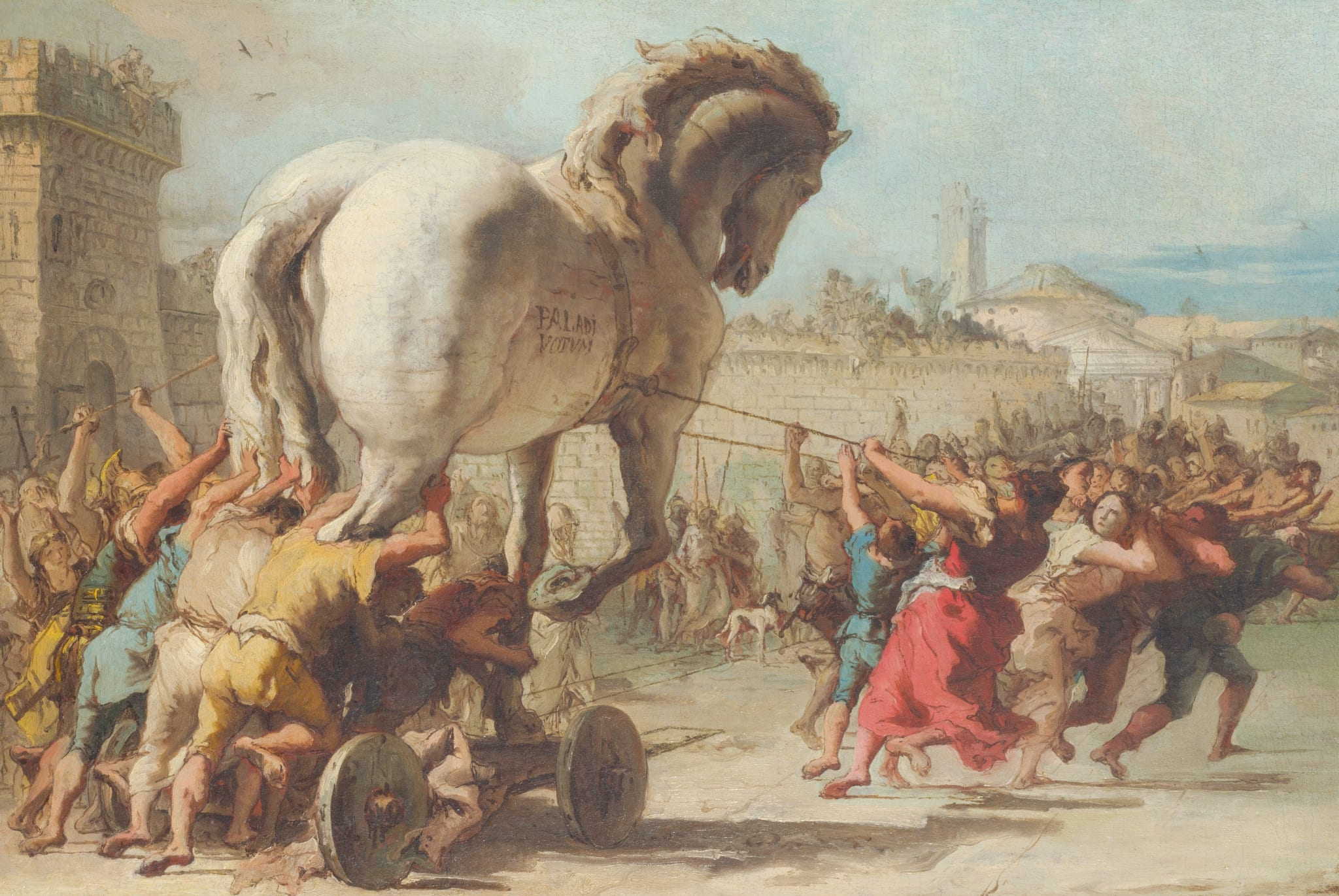 The Far-Reaching Influence of Homer's Epic Poems: the Iliad and the Odyssey