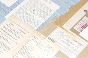 Collection of P. L. Travers Autograph Letters Signed Archive.