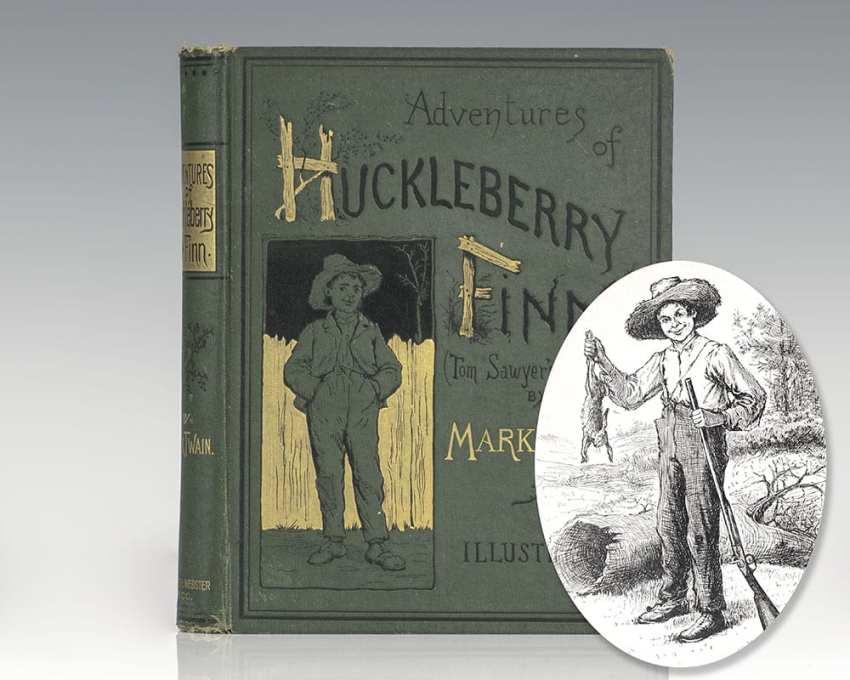 Adventures of Huckleberry Finn (Tom Sawyer's Comrade).