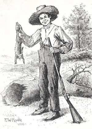 Adventures of Huckleberry Finn [Tom Sawyer's Comrade].