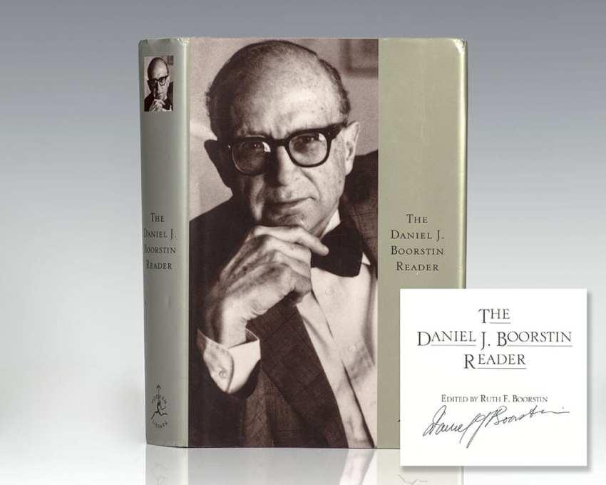The Daniel J. Boorstin Reader.