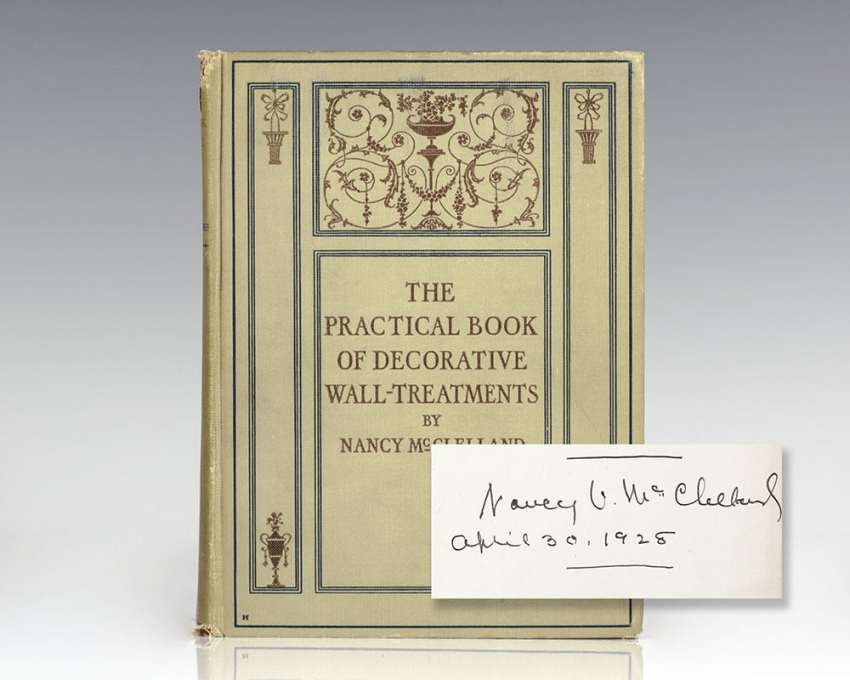 The Practical Book of Decorative Wall-Treatments.