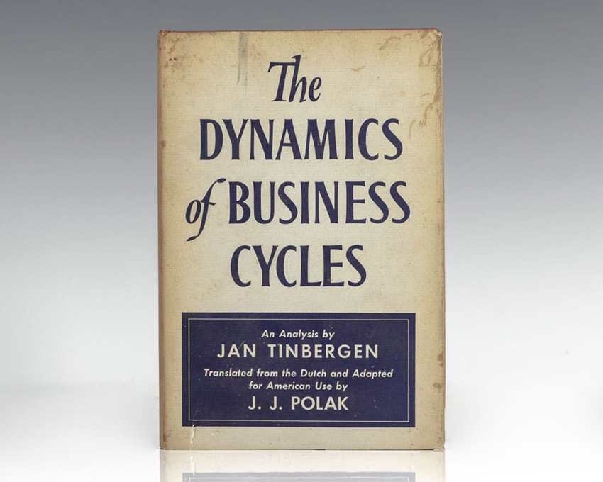 The Dynamics of Business Cycles: A Study in Economic Fluctuations.