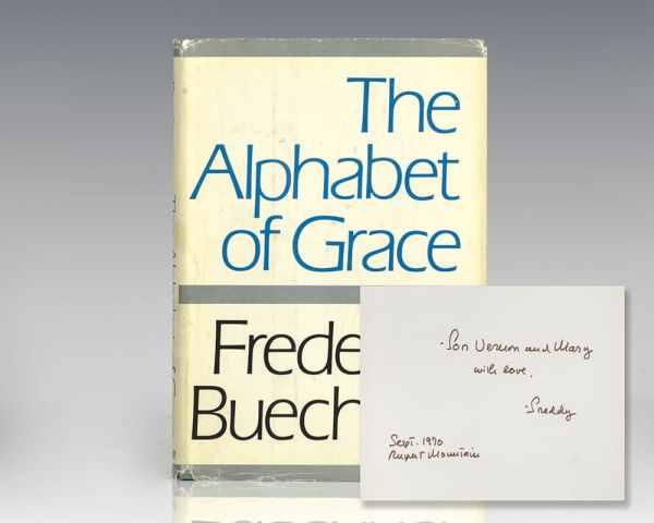 The Alphabet of Grace.