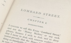 Lombard Street: A Description of the Money Market.