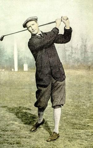 Travers' Golf Book.