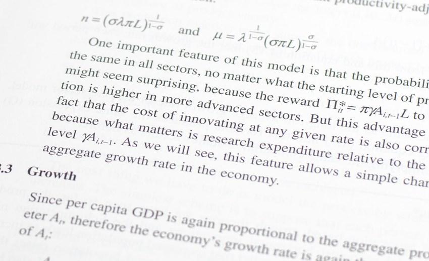 The Economics of Growth.
