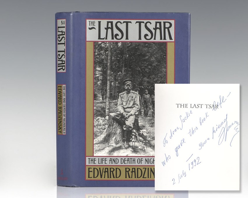 The Last Tzar: The Life and Death of Nicholas II.