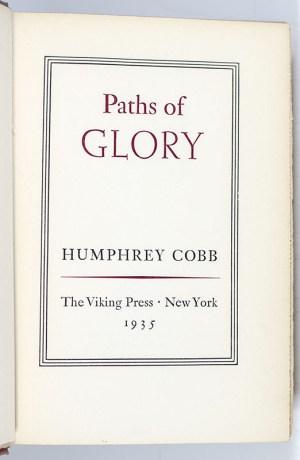 Paths of Glory.