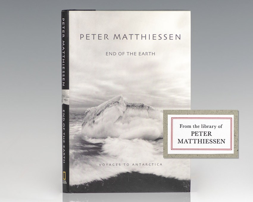 End of the Earth: Voyages to Antarctica.