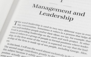 A Force For Change: How Leadership Differs from Management.