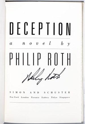 Deception.