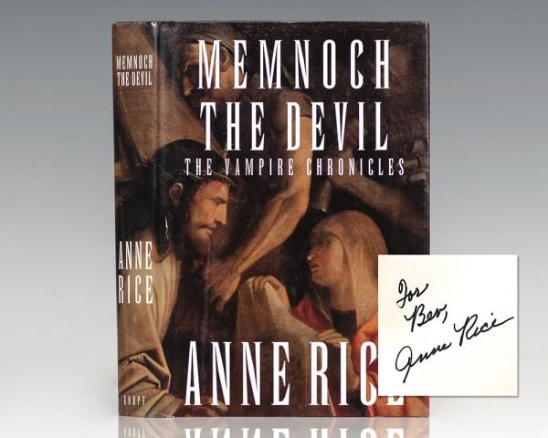 Memnoch the Devil.