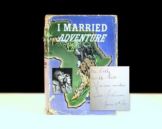 I_Married_Adventure_Rare_books