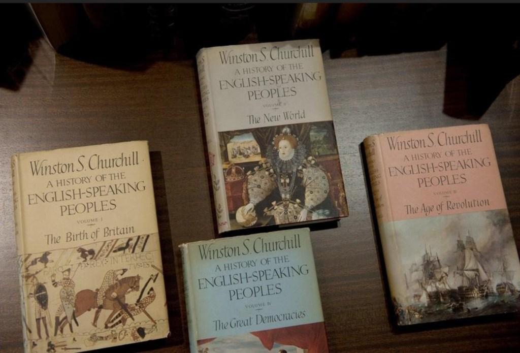 Raptis Rare Books Churchill Exhibition May 2020_2