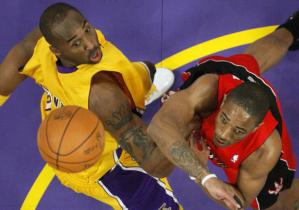 Game-Day Preview: Raptors Play Host To Kobe And The Lakers