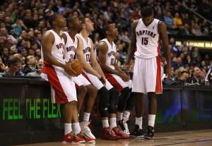 Raptors 2012-13 Season In Words