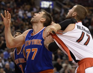 Post Game Report Card: Raptors rout Knicks, retain 3rd seed