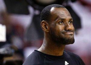 LeBron James praises Raptors fans