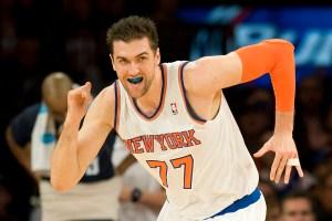 Bobcats vs Knicks