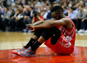NBA: Houston Rockets at Toronto Raptors