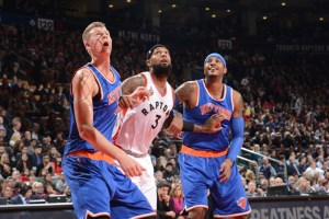 Post Game Report Card: Raptors lose controversially to hot hand Anthony, Knicks