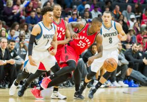 Raptors assign Delon Wright to D-League