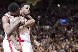 Best moments from the 2015-16 Toronto Raptors season