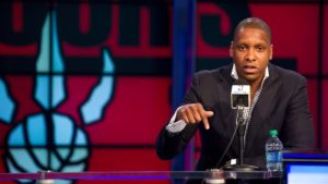 Masai Ujiri, President and General Manager of the Raptors, will have his work cut out for him this summer.