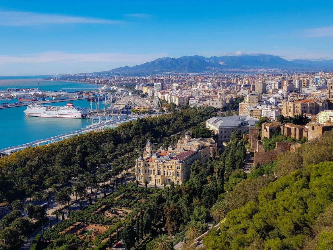 Bekijk Málaga