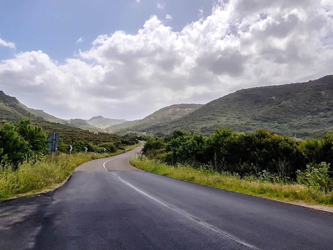 Van Bosa naar Alghero: een paradijselijke route.