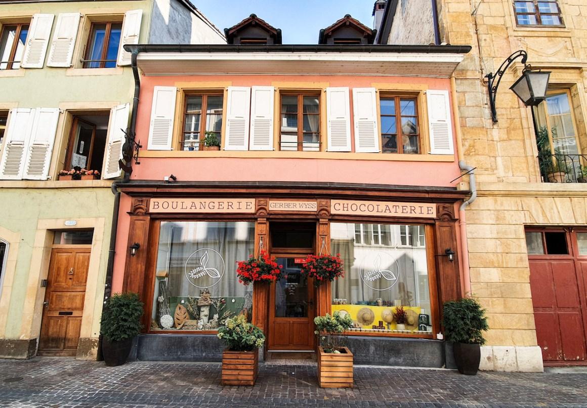 Ons heerlijke nazomerweekend in Yverdon-les-Bains