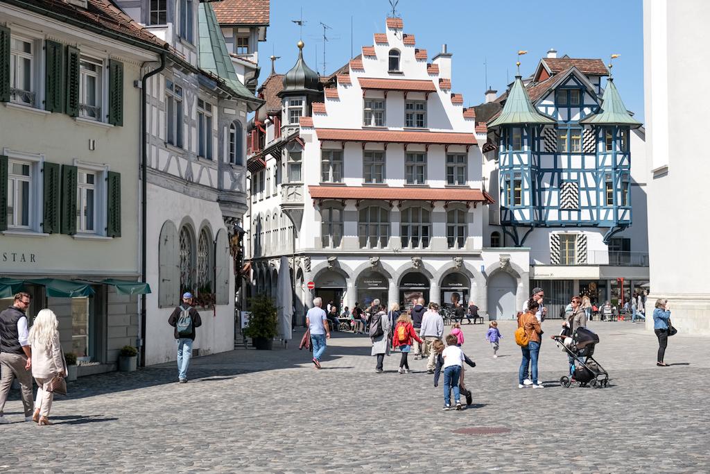 Wiborada en de sterke vrouwen in St. Gallen