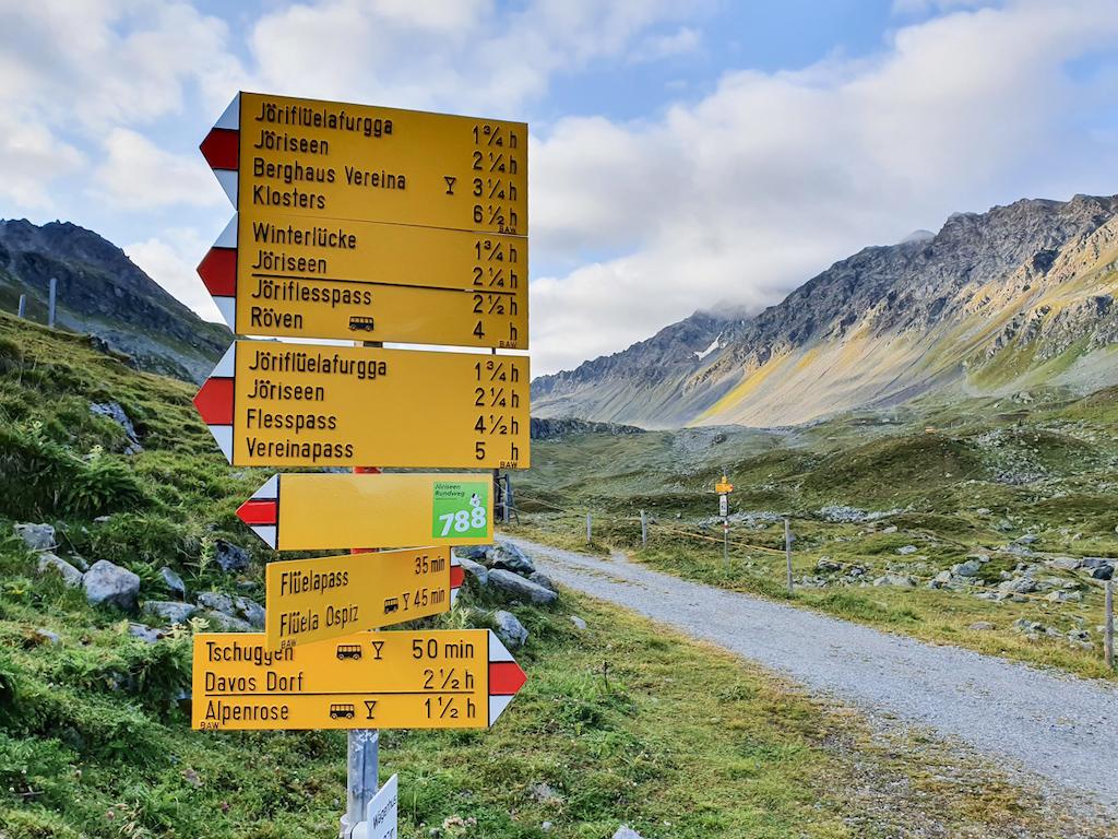 De Jöriseen: spectaculaire bergmeren in Graubünden