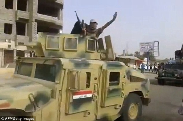 ISIS are still making £300MILLION a year from oil despite U.S.-led air strikes... and are even selling fuel to rebel groups they are fighting