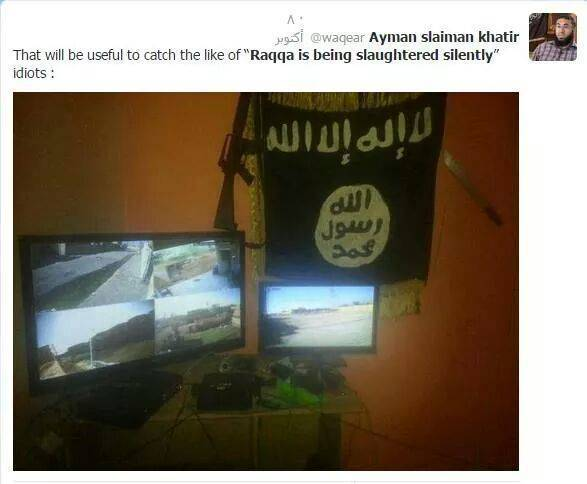 Avec Facebook, l'Etat Islamique tente de confondre ses opposants