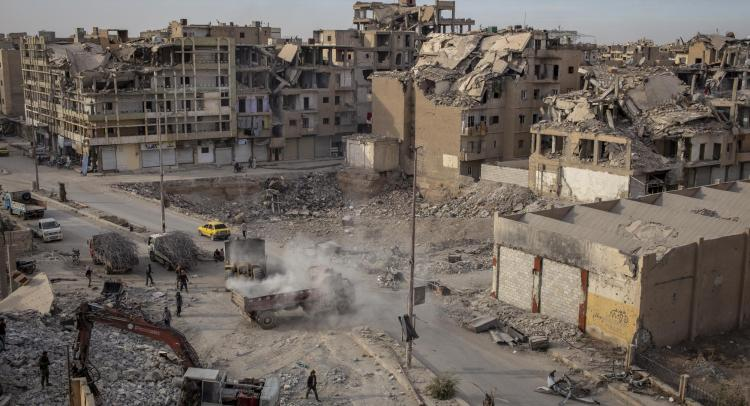 Raqqa synonymous with oppression, beheadings rather than enlightenment