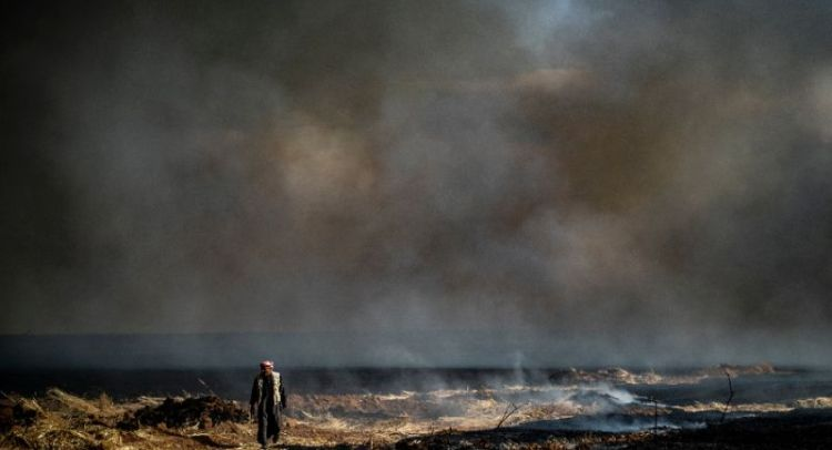 Three months on, landless IS still a threat in Syria