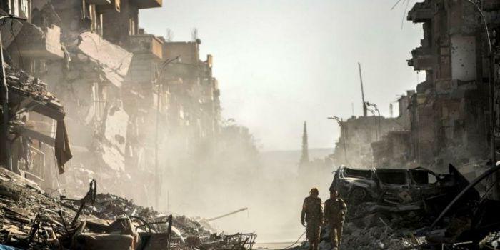 """Siria, """"Rovine della Liberazione"""" rivela la distruzione di Raqqa ad opera degli USA e della sua coalizione"""